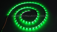 HobbyPartz Green LED-60 Lights
