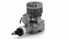 ASP FS80AR 2 Stroke Glow Engine with Muffler for Airplane