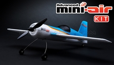 New Mini-Air 4 Channel Brushed SU26 3D Aerobatic RC plane Kit
