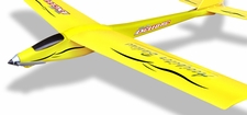 3-Channel Slope Diver EP RC Airplane Airframe KIT (Yellow)