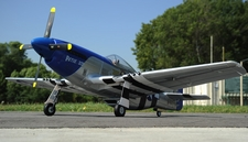 93a333 AirField P-51 Marie 1450MM Blue Spare Parts