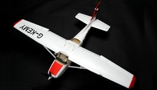 93A300 Airfield Sky Trainer Red