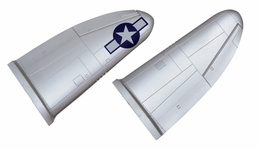 Main wing set (Silver)