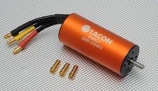 Tacon Brushless Motor LBP2860-B/4D-2550KV For 64mm to 70mm EDF Jet