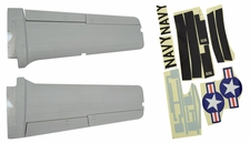 Main wing set