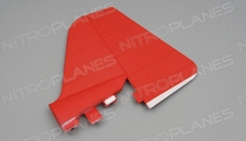Vertical stabilizer(red)