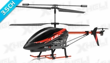 UDI U12 3.5 Channel Co-Axial RC Helicopter