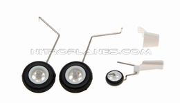 Landing Gear Set for AirField RC P47 750mm