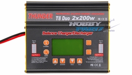 Thunder T8 200W Duo Charger
