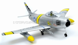 Exceed RC F-86 2.4Ghz 6 Channel Electric Remote Control 90MM High Performance EDF Electric Ducted Fan Airplane ARF