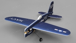 Tech One Hobby RC Plane F4U Aerobatic 3D Warbird 4 Channel Kit