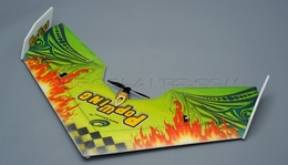 Tech One RC 4 Channel Pop Wing  EPP RC Airplane Kit Version