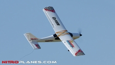 Dynam 4-CH 'I Can Fly' 1200MM Brushless RC Remote Control Trainer Plane 2.4G RTF