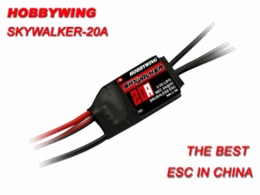 New HobbyWing SkyWalker ESC 20A for Airplane