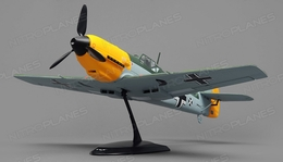 Tex RC  Mini Warbird BF109 4 Channel Almost Ready to Fly  Wingspan 650mm
