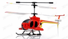 New 3.5 Channel 3319B Photo/Video taking RC Helicopter RTF with Built in Gyro + Camera (Red)