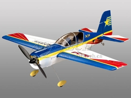 New Art Tech Yak 54 aerobatic 3D plane RC Remote Control  4 Channel ARF