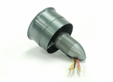 76mm Aluminum Alloy Electric Metal Ducted Fan w/ Brushless Motor 1800kv [#LEDF76-1A21]