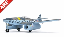 Dynam RC 5 Channel Messerschmitt ME-262 1500mm ARF twin 70mm Ducted Fan Jet