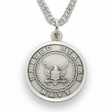 Women's Nickel Silver Military Medals