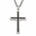 Men's Silver Crosses
