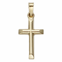 14K Gold Crosses