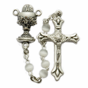 Personalized First Communion Girl  Rosaries