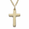 14K Gold Filled Cross Necklaces