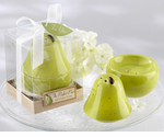Perfect Pear Favors - Salt & Pepper Shaker
