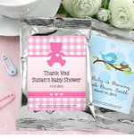 Coffee Baby Shower Favors -  Personalized