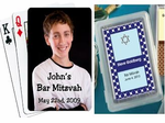 Playing Cards with Pictures or Custom Labels ($1.27 and Up)