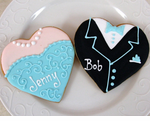 Prom Cookies Party Favors