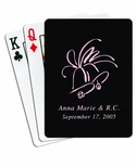 Personalized Playing Cards Wedding Favors
