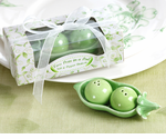 Two Peas in a Pod Wedding Favors