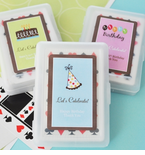 Playing Cards Birthday - Many Types