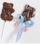 Chocolate for Baby Shower - Lollipops