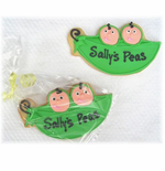 Twin Baby Shower Favors