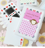Baby Shower Playing Cards