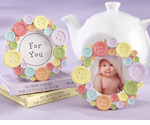 Cute as A Button Baby Shower Favors