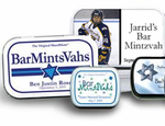 Bar Mitzvah Personalized Mint Tins