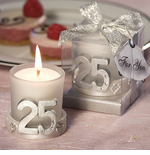 25th Anniversary Party Favors