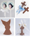 Chocolate Communion Favors