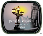 London England Favors Mint Tins
