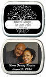 Custom Family Reunion Favors Mint Tins
