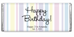 Sweet Sixteen Personalized Hershey Bar Favors