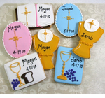Communion Cookies