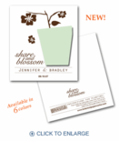 Personalized Plantable Paper Favors
