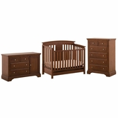 Brookfield Convertible Crib Collection