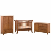 Milcroft Convertible Crib Collection