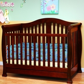 Spring Convertible Crib Collection